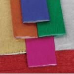 Crepe Paper 500mm X 2.5M Metallic Assorted