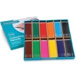 Colouring Pencils Mega Bulk Box 500