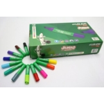 EziGlide ColourFun Jumbo marker Chisel tip Asstd CP