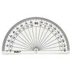 Helix Protractors 100mm 180 Pk50