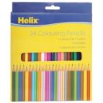 Helix Colouring Pencils Full Length