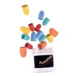 Necessities Tubs Finger Cones 5 of Each 00-0-1 Pk15