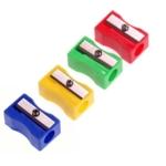 Necessities Tubs Pencil Sharpner One Hole Plastic Pk20