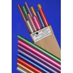 Pearlescent Display Roll 700mm Assorted