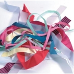 Ribbons Assorted 100g