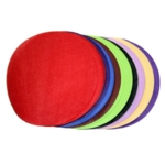 Tissue Paper 100mm Circles Assorted