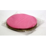 Tissue Paper 150mm Circles Assorted