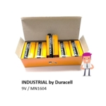INDUSTRIAL 9V Batteries