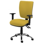 Kent Operators Chair with adjustable arms