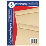 C5 Manilla Gmd Envelopes Pk500