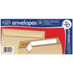DL Manilla Envelopes Pk1000