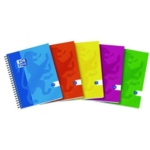 Oxford Touch Notebook A5 Astd Pk5