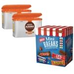 Nescafe Azera 2x500g FOC Mini Breaks