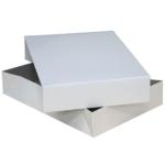 Ream Boxes A4 + Lids White