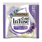 Twinings Cold Inf Blu Apl Blk Pk100