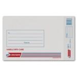Bubble Envelopes Size 4 White Pk100