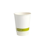 Planet 12oz Double Wall Cups Pk25
