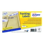 Avery FL10 QuickDRY Frank Labels Pk1000