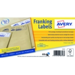 Avery FL17 QuickDRY Frank Labels Pk500