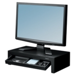 Fellowes Monitor Riser Black