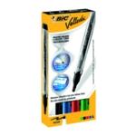 Bic Velleda Liquid Ink Drywipe Astd Pk4