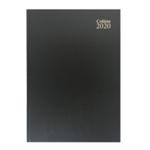 Collins A4 Diary DPP 2020 Black