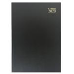 Collins A5 Diary DPP 2020 Black