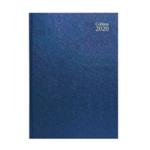 Collins A5 Diary DPP 2020 Blue