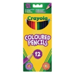 Assorted  Coloured Pencils Pk144