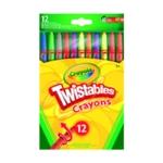 12 Crayola Coloured Pencils Pk6