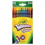 Crayola Twistable Pencils Pk60