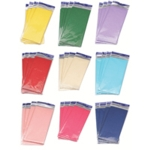 Tissue Paper Assorted Pk180