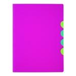 Durable Pagna 5pt Folder A4 D Pink Pk10
