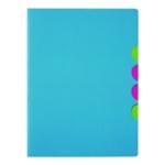 Durable Pagna 5pt Folder A4 L Blue Pk10