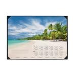 Durable Beach Desk Mat 590 x 420mm