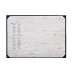 Durable Pinewood Desk Mat 590 x 420mm
