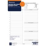 Filofax A4 Day Per Page 2020 Refill