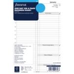 Filofax A5 Day Per Page 2020 Refill