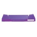 Iderama Letter Tray Purple