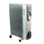 Oil Filled Radiator 2kW Timer Control