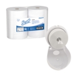 Scott Control Toilet Tissue FOC Dispensr