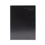 Academic Diary DPP A4 Black 2019-20