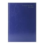 Academic Diary DPP A4 Blue 2019-20