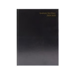 Academic Diary DPP A5 Black 2019-20