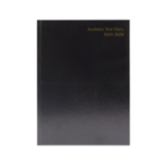Academic Black A4 Diary WTV 2019-20