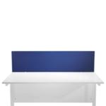 FF Jemini Blue 1200mm Strt Desk Screen