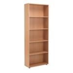 FF Jemini 18 Oak 2004mm Open Bookcase