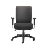 Avior Lomond Heavy Duty Chair Black