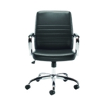 Jemini Amalfi Meeting Chair Black