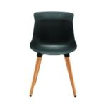 FF Jemini Black Nuovo Bistro Chair